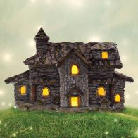 See more information about the Bright Garden Solar Fairy Cottage Decorative Light