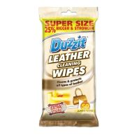 See more information about the 50 Pack Duzzit Leather Cleaning Wipes