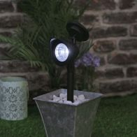 See more information about the Bright Garden 4 Pack Solar Spot Lights