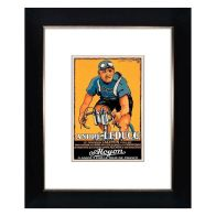 See more information about the Cycling Leducq Framed Print Wall Art 10 x 8 Inch
