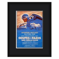 See more information about the Grand Prix Poster Paris Framed Print Wall Art 16 x 12 Inch