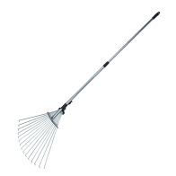 See more information about the Growing Patch Extendable Garden Leaf Rake