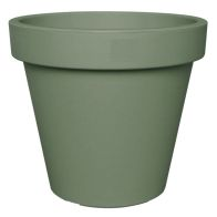 See more information about the 20cm Round Flowerpot Green
