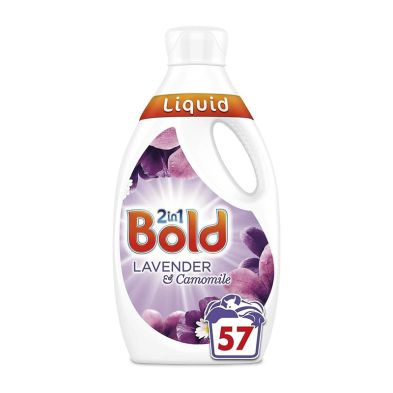 Image of Bold 2 In 1 Liquid Lavender & Camomile 57 Washes
