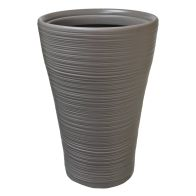 See more information about the 47cm Tall Round Hereford Planter Taupe