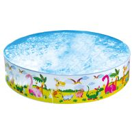 See more information about the Dinosaur Paddling Pool Rigid Sides 71 x 15 inch