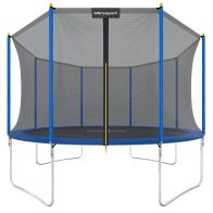 See more information about the 8 Foot Childrens Trampoline And Safety Net
