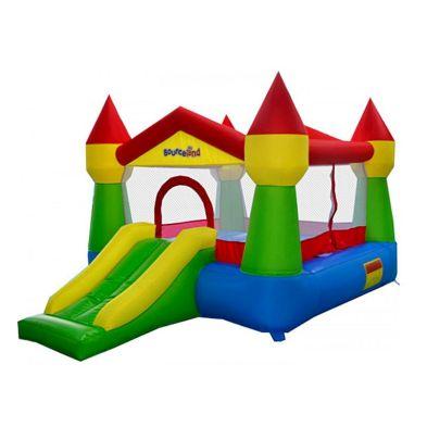 12ft Bounceland Classic Turret Inflatable Bouncy Castle