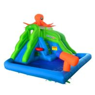 See more information about the 13ft Bounceland Octopus Land Inflatable Bouncy Castle