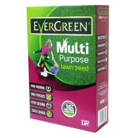See more information about the 420g Evergreen Multipurpose Grass Seed With Ryegrass 14 Sqm Coverage