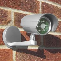 See more information about the Dummy CCTV Camera with PIR Sensor