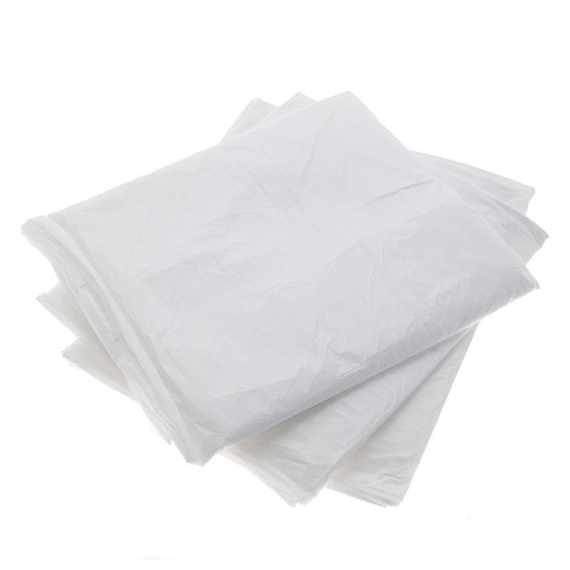 3 Pack Essentials Polythene Dust Sheets 12 x 9ft (3.65 x 2.74m)
