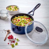 See more information about the Pyrex Origin Saucepan 18cm With Lid
