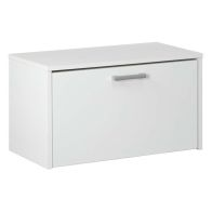 See more information about the Barcelona Wardrobe Top Box White 1 Door