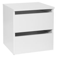 See more information about the 2 Drawer Small White Chest