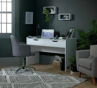 See more information about the Lyon Office Desk White