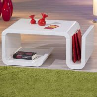 See more information about the Zara Coffee Table White