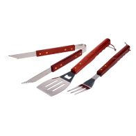 See more information about the Set of 3 Barbeque Utensils