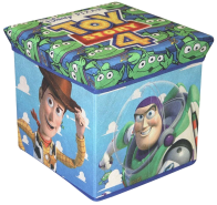 See more information about the Toy Story Cube Ottoman