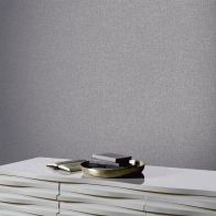 See more information about the Linen Texture Mid Grey Wallpaper