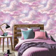 See more information about the Galaxy Purple Blush Wallpaper