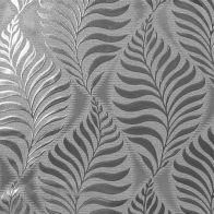 See more information about the Foil Leaf Silver Wallpaper