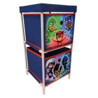 See more information about the PJ Masks 2 Drawer Cabinet