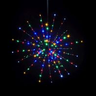 See more information about the Multicoloured Animated Firework Star Light LED 60cm