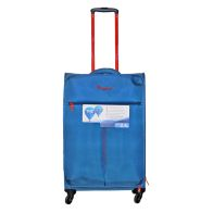 See more information about the IT Luggage 26 Inch Blue 4 Wheel Spear Lite Suitcase