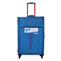 See more information about the IT Luggage 30 Inch Blue 4 Wheel Spear Lite Suitcase
