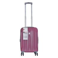 See more information about the IT Luggage 19 Inch Pink 4 Wheel Proteus Suitcase