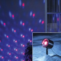 See more information about the Snow Show Projector LED 20cm