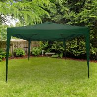 See more information about the Hamilton 3 x 3m Pop Up Gazebo Green