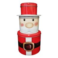 See more information about the Santa Cake Tin