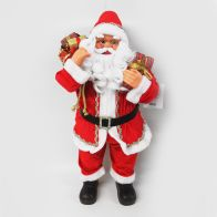 See more information about the 60cm Standing Santa Decoration