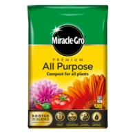See more information about the Miracle-Gro All Purpose Premium Compost 50 Litre