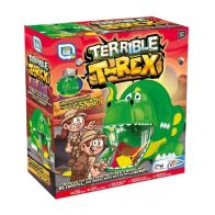 See more information about the Terrible T-Rex Game