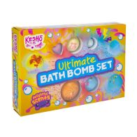 See more information about the Ultimate Bath Bomb Set