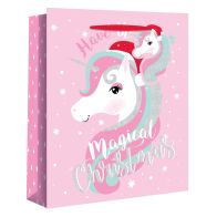 See more information about the Unicorn Large Gift Bag