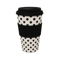 See more information about the Bamboo Travel Mug Dots