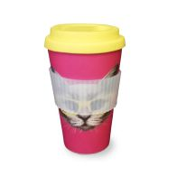 See more information about the Bamboo Travel Mug Cat