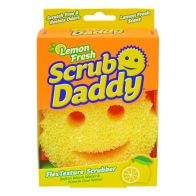 See more information about the Lemon Scented Scrub Daddy Washing Scrubber