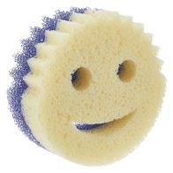 See more information about the Scrub Mommy Washing Scrubber - Purple