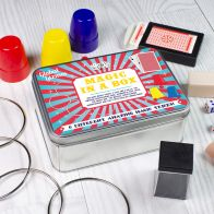 See more information about the Global Gizmos Travel Magic in a Box Tricks Set
