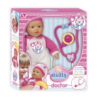 See more information about the My Dolly Sucette Toy Doll Doctor Set