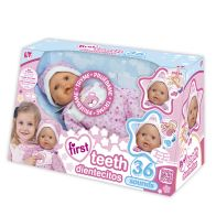 See more information about the My First Tooth Toy Doll with 36 Sounds