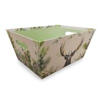 See more information about the Small Woodland Stag Hamper Tray
