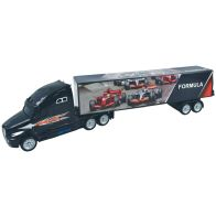 See more information about the Team Power Black F1 Truck Toy 39cm