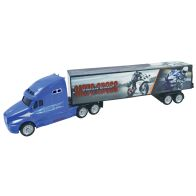 See more information about the Team Power Blue Motor Cross Truck Toy 39cm