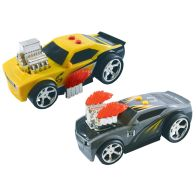 See more information about the Team Power Racing Hot Rods Yellow & Grey